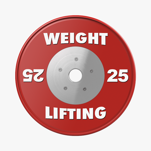 Olympic Weightlifting App icon