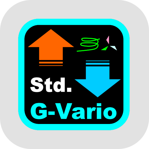 Variometer-Sky Land Tracker(Standard) icon