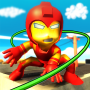Beast Iron Rope Hero – Monster Stickman Hero Games Apk Update Unlocked