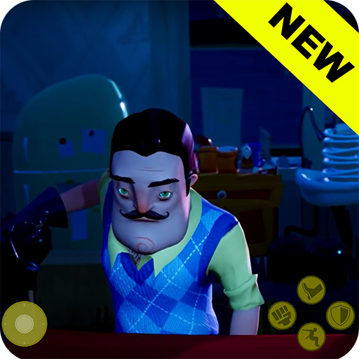 Secret Neighbor Scary Houses 5 Acts icon