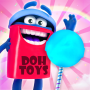 Doh Shapes Maker – Play Dough Making Toys Decor Apk Update Unlocked