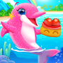 My Dolphin Care – Baby Dolphin Twins Pet Care Apk Update Unlocked