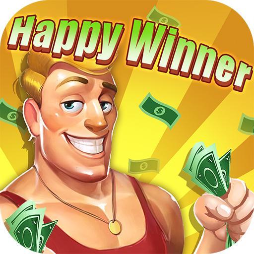 Happy Winner - Big Win Every Day icon