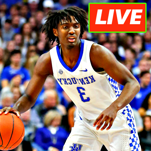 Watch NCAA Basketball Live streaming for free icon