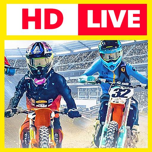 Live for Supercross Live Stream FREE icon