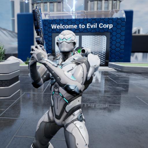 Robopoc: SciFi Third Person Shooter icon