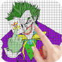 The Joker Color by Number – Pixel Art Game Apk Update Unlocked