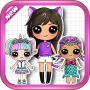 How To Draw Cute Dolls Apk Update Unlocked