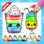 How To Draw Cute Sweet Drink Apk Update Unlocked