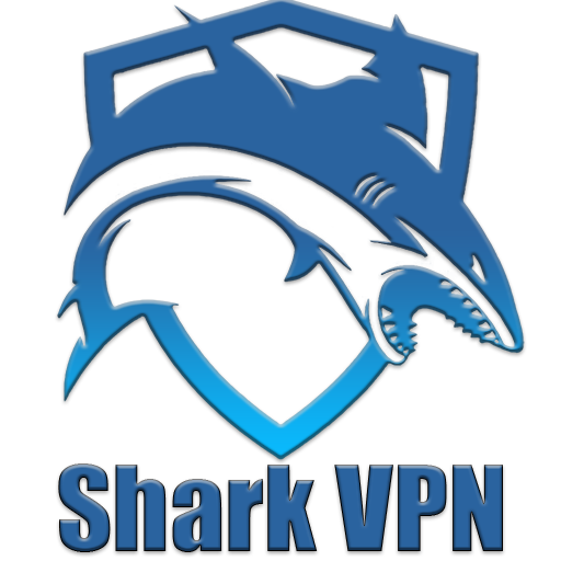 Shark VPN - Fast , Protected, Unlimited Free VPN icon