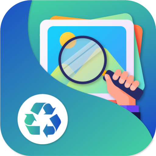 Restore Deleted Photos & Videos - Photo Recovery Z icon
