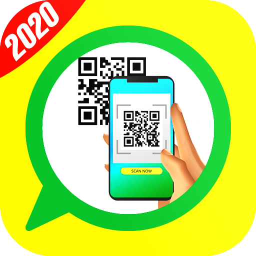 WhatsScan & WebCloner app Download & Status Saver icon