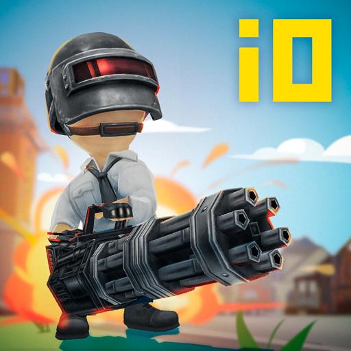 Warriors.io - Battle Royale Action icon