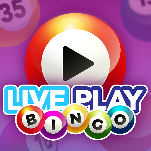 Live Play Bingo - Bingo with real live video hosts icon