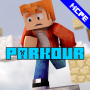Parkour for MCPE. Best maps. Apk Update Unlocked