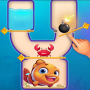 Pull Him Out Save The Fish Puzzle Apk Update Unlocked