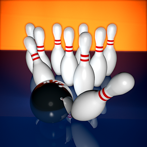 Easy Mini Bowling 3D icon