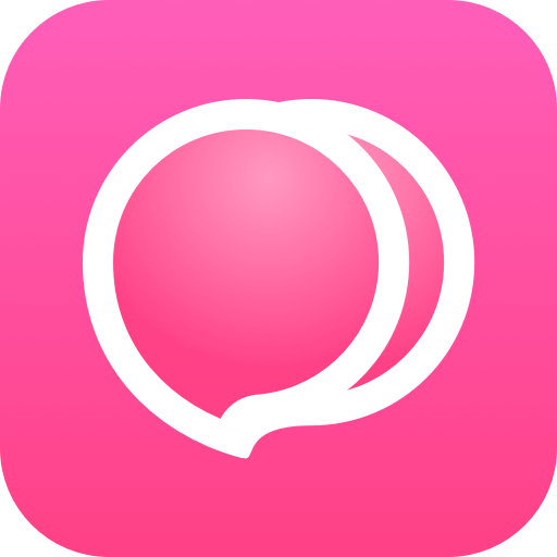 Peach Live:Enjoy Video Call & Social Chat icon