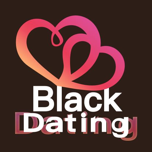 Black Dating: Black Singles Meet & Dating App icon