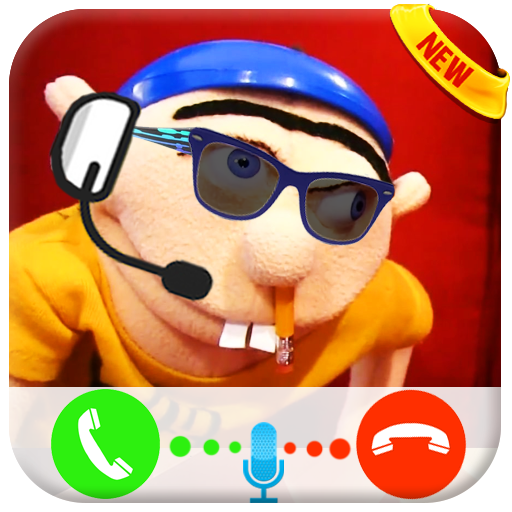 Fake Call Jeffy The Puppet - Real Life Voice icon