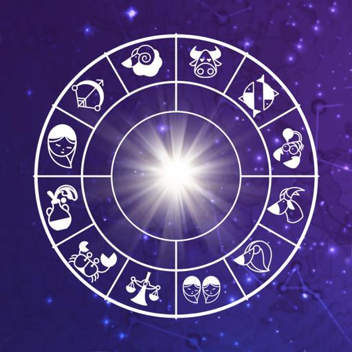 AstroMe - Personal Horoscope & Palm Reader icon