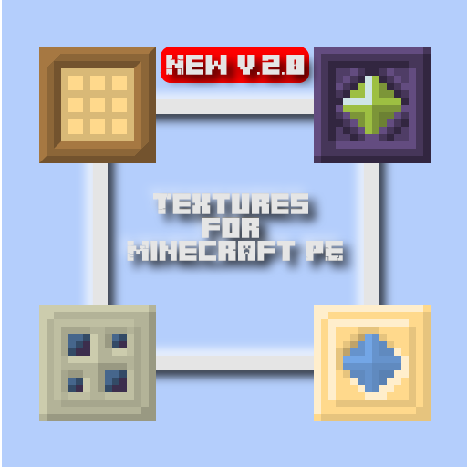 Textures for Minecraft PE (not game Minecraft PE) icon