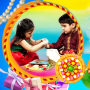 Rakhsha Bandhan Photo Frames & Rakhi Wishes Apk Update Unlocked