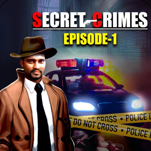 Escape Games - Secret Crimes Episode - 1 icon