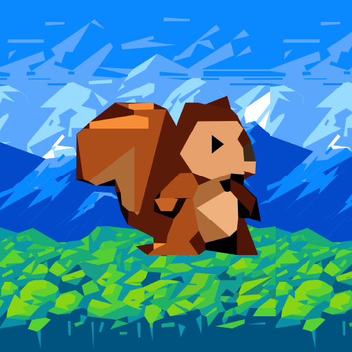 Squirdy - A Free 2D Adventure Platformer icon