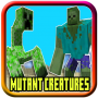 Add-on Mutant Creatures for Minecraft PE Apk Update Unlocked