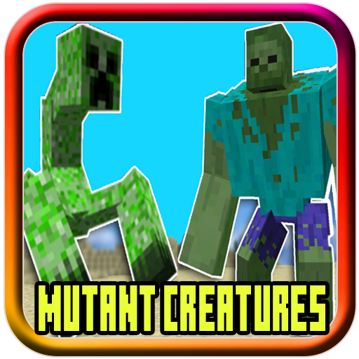 Add-on Mutant Creatures for Minecraft PE icon