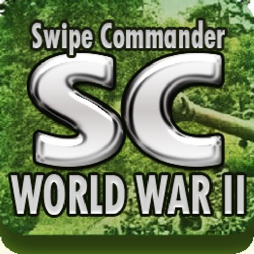 Swipe Commander: World War 2 icon