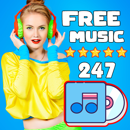 Free Music 247 icon