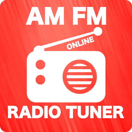 Radio favorites - AM FM Radio Tuner Online icon