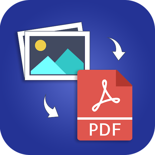 Photos to PDF - Convert Images to PDF Document icon