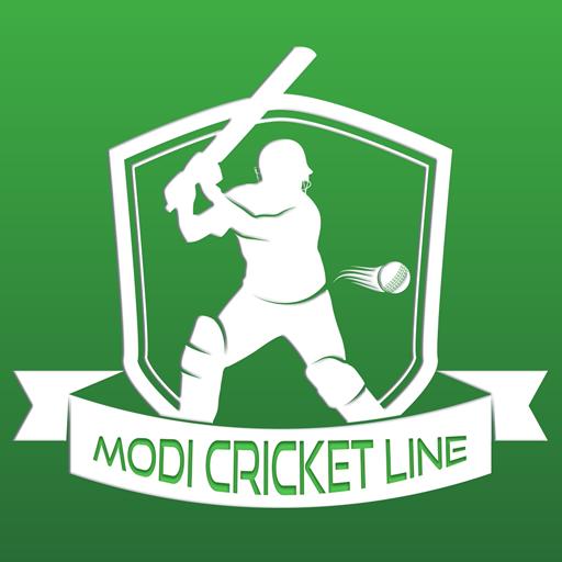 Modi Cricket Line - Fast Live Line icon