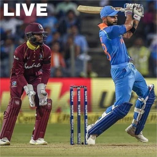 Live Cricket Tv Match And Live Score icon