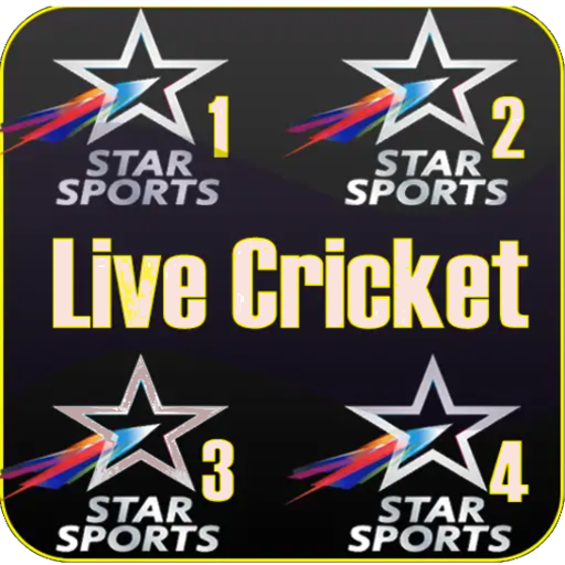 Star Sports Cricket Live - Match tips icon