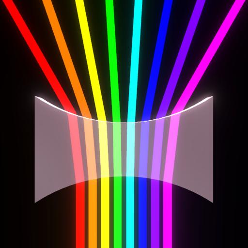 Light Ignite - Laser Puzzle icon