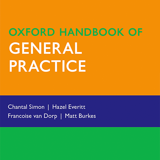 Oxford Handbook Gen Practice 4 icon
