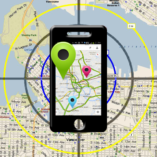 Mobile Number Tracker & Locator icon