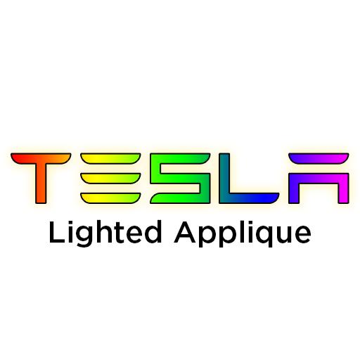 Tesla Lighted Applique - Tesla Offer icon