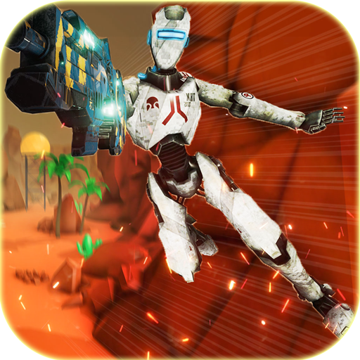 Virtual Alien Shooter - Mission Mars icon