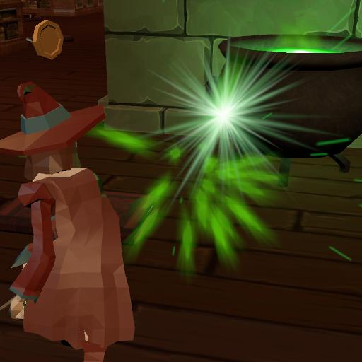 Super Wizard Adventure 3D Platformer icon