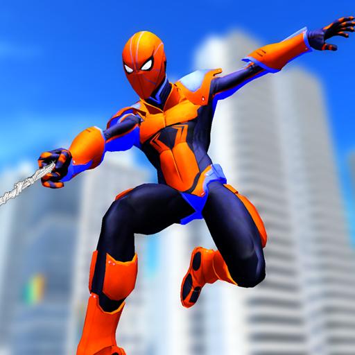 Robot Spider Superhero: 3D Hero Fighting games icon