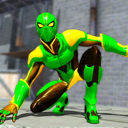 Robot spider Super Hero Fight- 3D Robot Battle icon