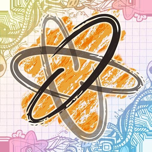 Atomidoodle icon