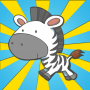 Little Zebra Shopper Gold Cash Register for Kids Apk Update Unlocked