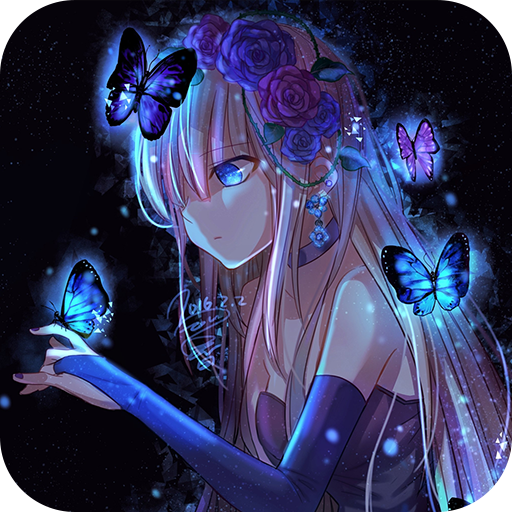 1M Anime Wallpager 2021 icon