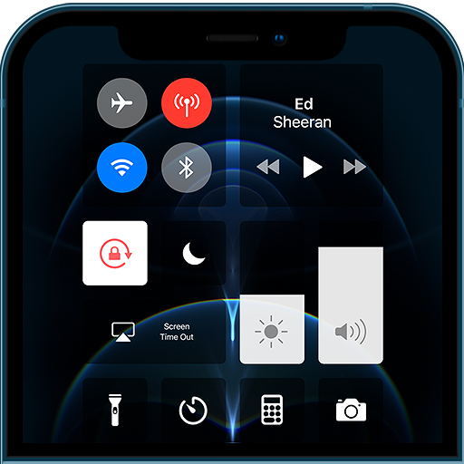 iphone 12 Lock screen - Lock Screen iOS 14 icon
